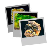 Catálogo de minerales radiactivos